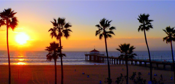 Manhattan Beach Sunset