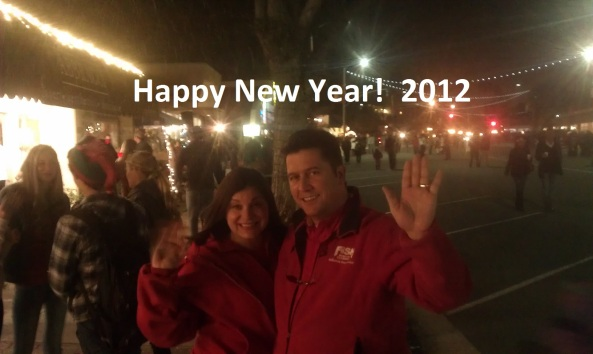 Happy New Years - John and Cynthia