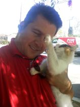 John & Billy The Cat - Manhattan Beach